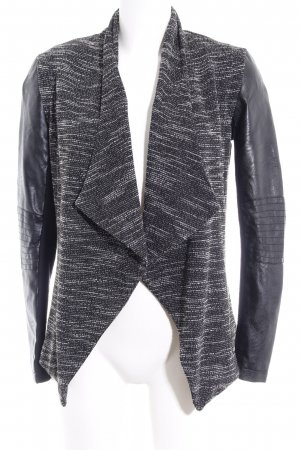 New Look Kurz-Blazer schwarz Casual-Look