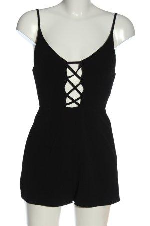 New Look Kurzer Jumpsuit negro look casual