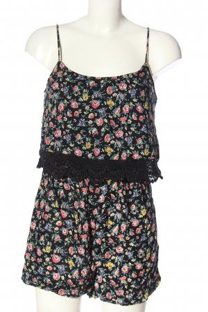 New Look Kurzer Jumpsuit allover print casual look