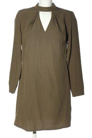 New Look Langarmkleid bronzefarben Elegant