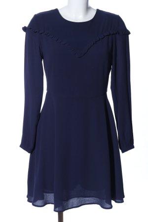 New Look Langarmkleid blau Elegant