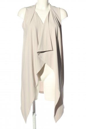 New Look Lange Jacke wollweiß Casual-Look