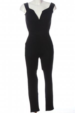 New Look Langer Jumpsuit nero elegante
