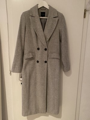 New Look Wool Coat light grey