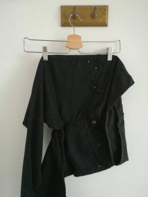 New Look Pantalon en jersey noir coton