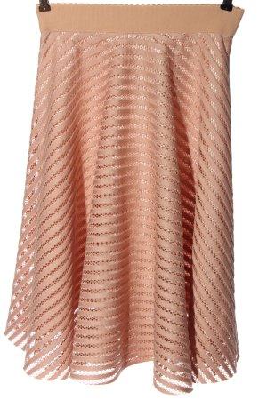 New Look Spódnica midi różowy W stylu casual