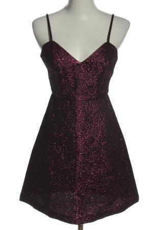 New Look Robe courte violet élégant