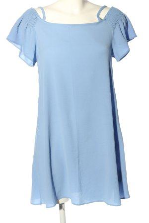 New Look Minikleid blau Elegant