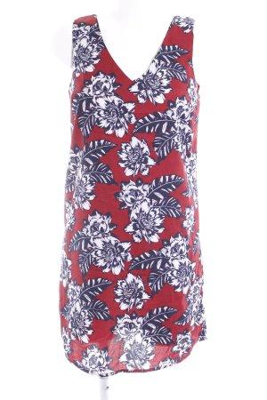New Look Minikleid mehrfarbig Casual-Look