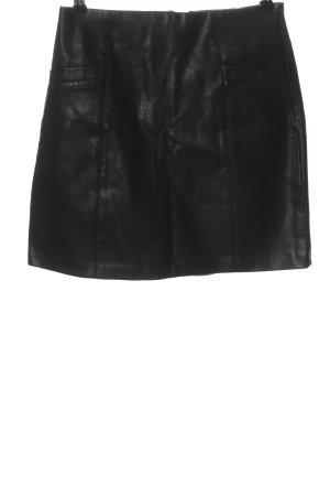 New Look Minifalda negro look casual