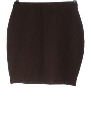New Look Minifalda marrón look casual