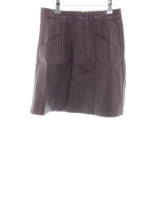 New Look Minirock bronzefarben Casual-Look