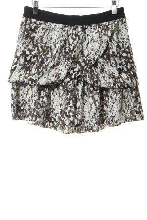 New Look Minirock creme-khaki Elegant
