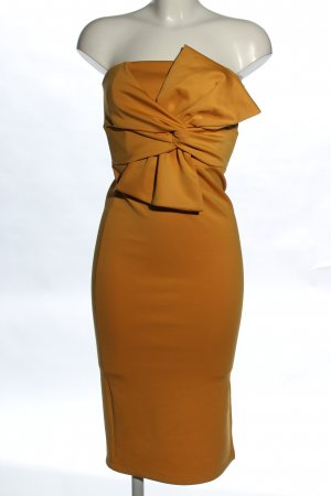 New Look Schlauchkleid hellorange Elegant