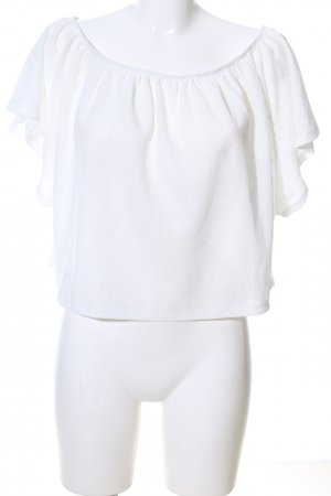 New Look Oversized blouse wolwit casual uitstraling