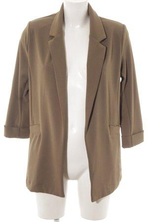 New Look Oversized Jacke braun Casual-Look