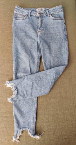 New Look Petite Pantalone a 7/8 azzurro