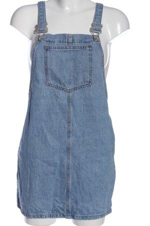 New Look Petite Jeanskleid blau Casual-Look