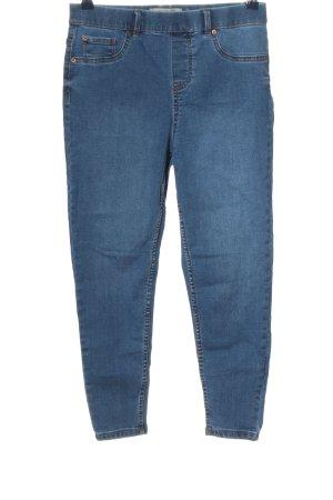 New Look Petite Jeggings blau Casual-Look