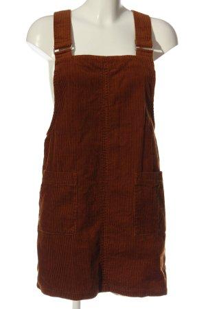 New Look Petite Robe à bretelles brun style décontracté