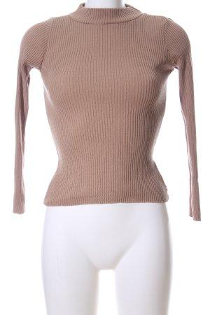 New Look Petite Rollkragenpullover nude Casual-Look