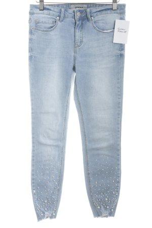 New Look Petite Skinny Jeans hellblau Casual-Look
