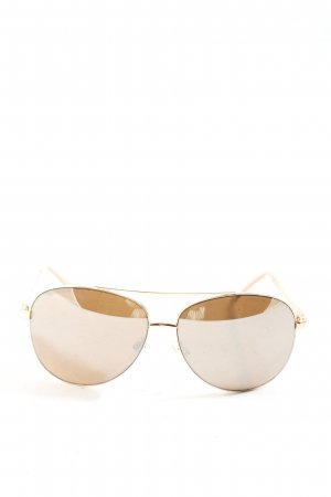New Look Pilotenbril goud casual uitstraling