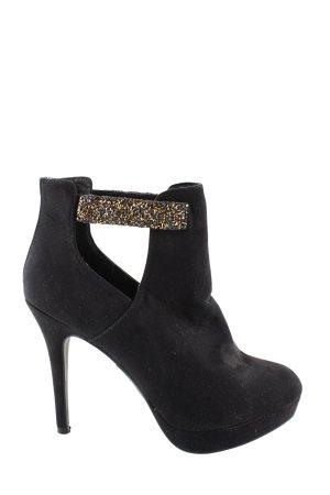 New Look Plateau-Stiefeletten schwarz Elegant