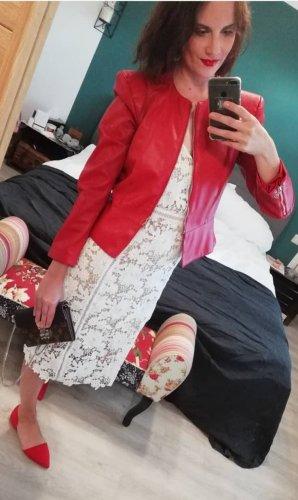 New Look Premium Kleid Midi Spitze Lace