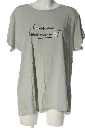 New Look Print-Shirt Motivdruck Casual-Look