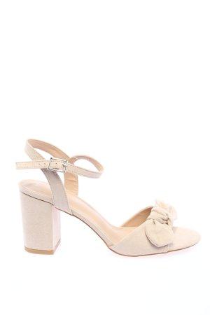 New Look Riemchen-Sandaletten wollweiß Casual-Look
