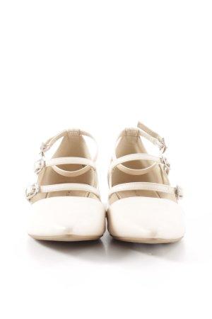 New Look Riemchen-Sandaletten wollweiß Elegant