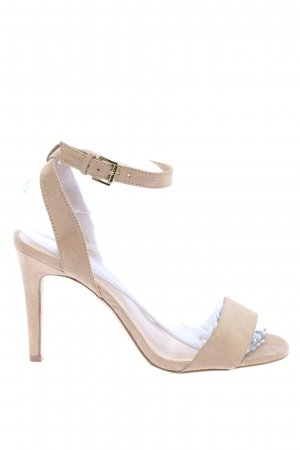 New Look Strapped pumps natural white casual look