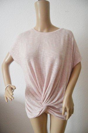 New Look rosa melliertes Oberteil gr.M