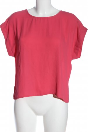 New Look Schlupf-Bluse pink Casual-Look