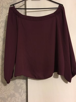 New Look Schulterfreie Bluse