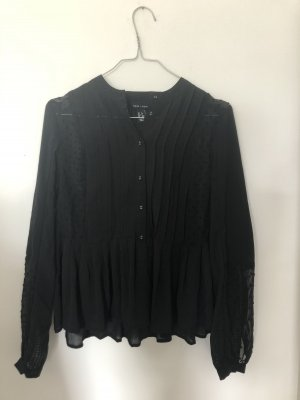 New Look schwarze Bluse