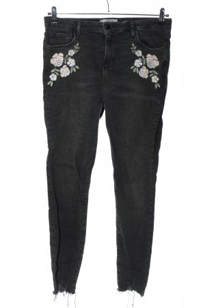 New Look Skinny Jeans schwarz Casual-Look