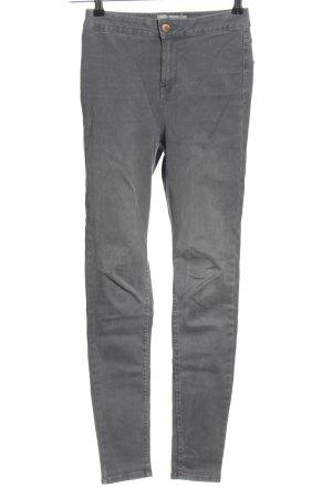 New Look Skinny Jeans hellgrau Casual-Look