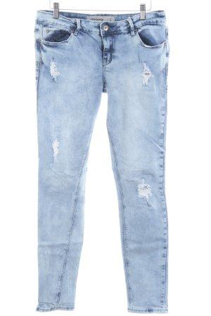New Look Skinny Jeans blassblau Casual-Look