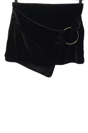 New Look Spódnico-spodenki czarny W stylu casual