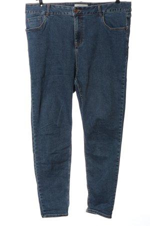 New Look Slim Jeans blau Casual-Look