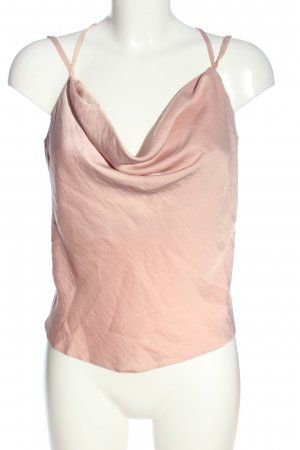 New Look Spaghettiträger Top pink Casual-Look