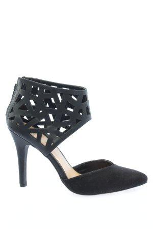 New Look Spitz-Pumps schwarz Elegant
