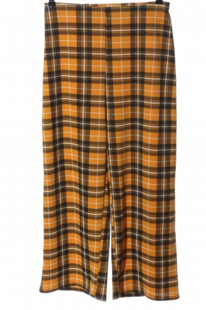 New Look Stoffhose Allover-Druck Casual-Look