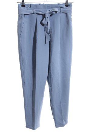New Look Stoffhose blau Business-Look