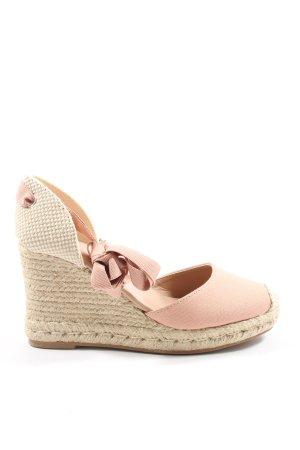 New Look Strandsandalen pink-wollweiß Casual-Look