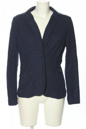 New Look Knitted Blazer blue flecked casual look