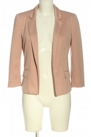 New Look Blazer tejido nude look casual