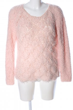 New Look Strickpullover pink Casual-Look